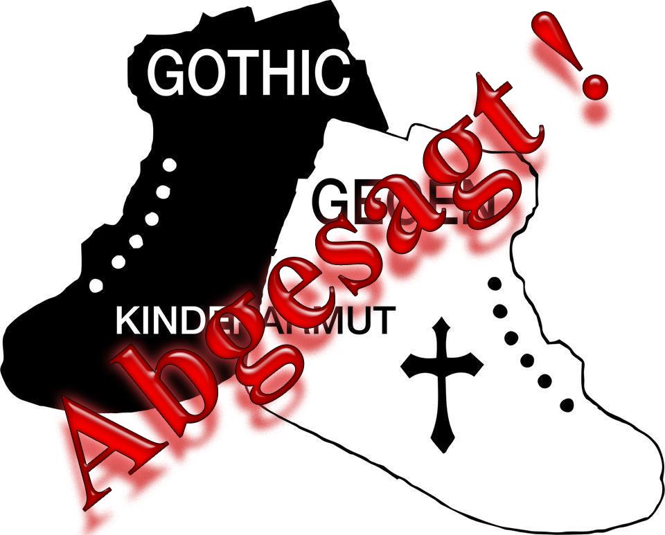 Gothic gegen Kinderarmut - Das Lügengerüst von Herrn Madsen und Frau Heinrich-Teil 2