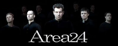 Area24 Bandlogo